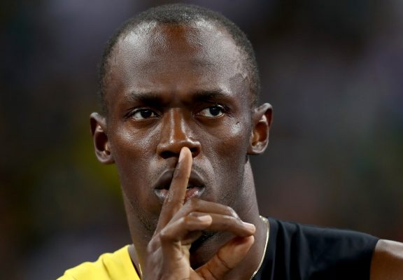 Is This Proof That Usain Bolt Is A Member Of The Illuminati?