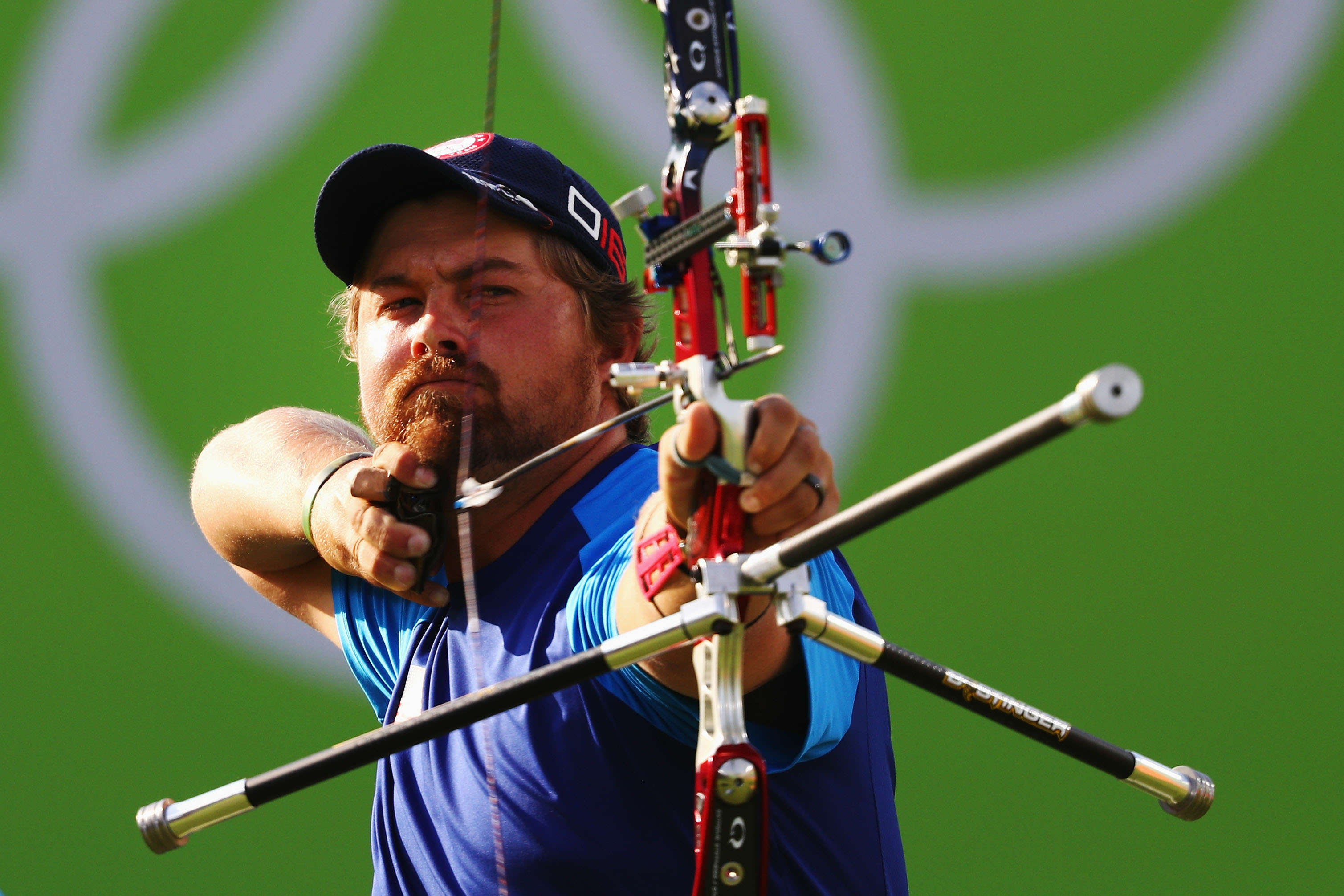 Leonardo DiCaprios Doppelganger Is Competing In Rio brady2