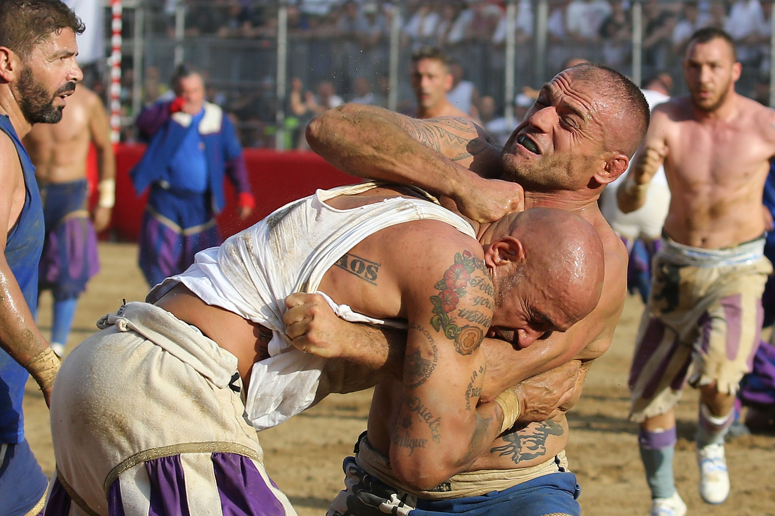 This Version Of Football Could Be The Worlds Most Brutal Sport calcio2