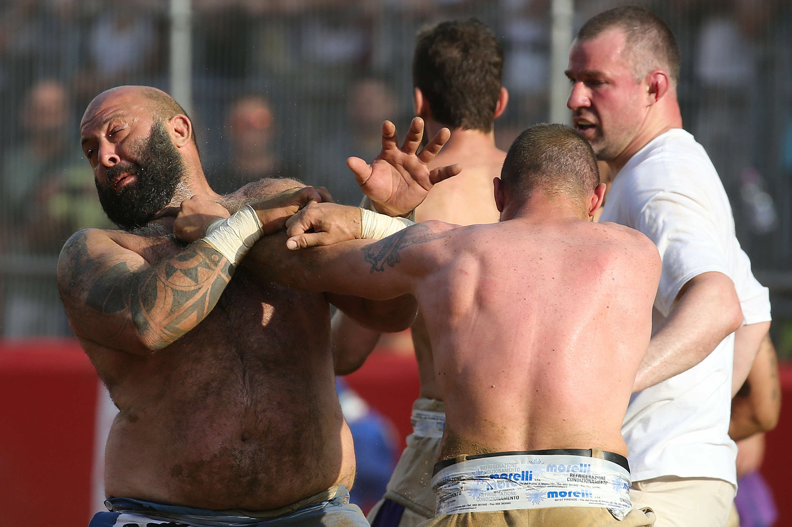This Version Of Football Could Be The Worlds Most Brutal Sport calcio4