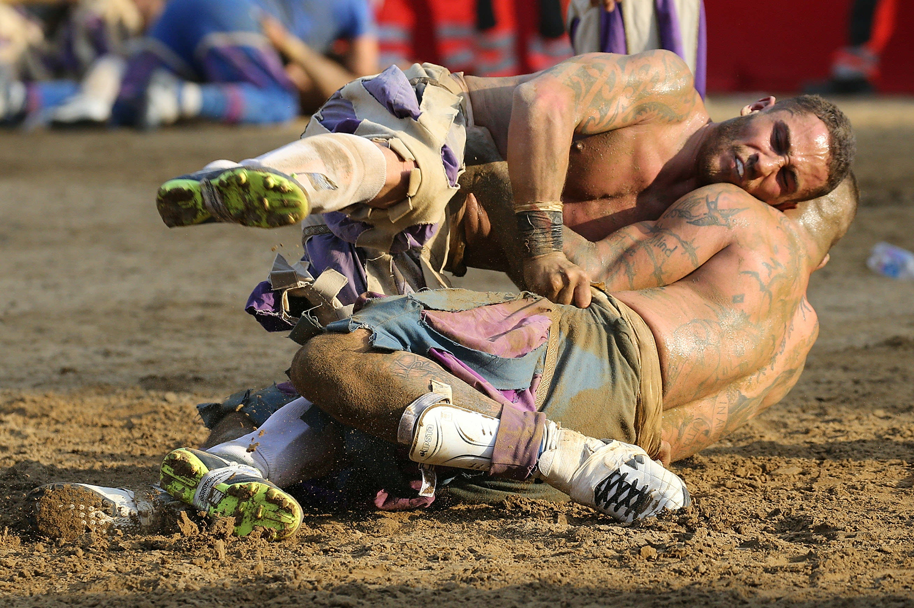 This Version Of Football Could Be The Worlds Most Brutal Sport calcio5
