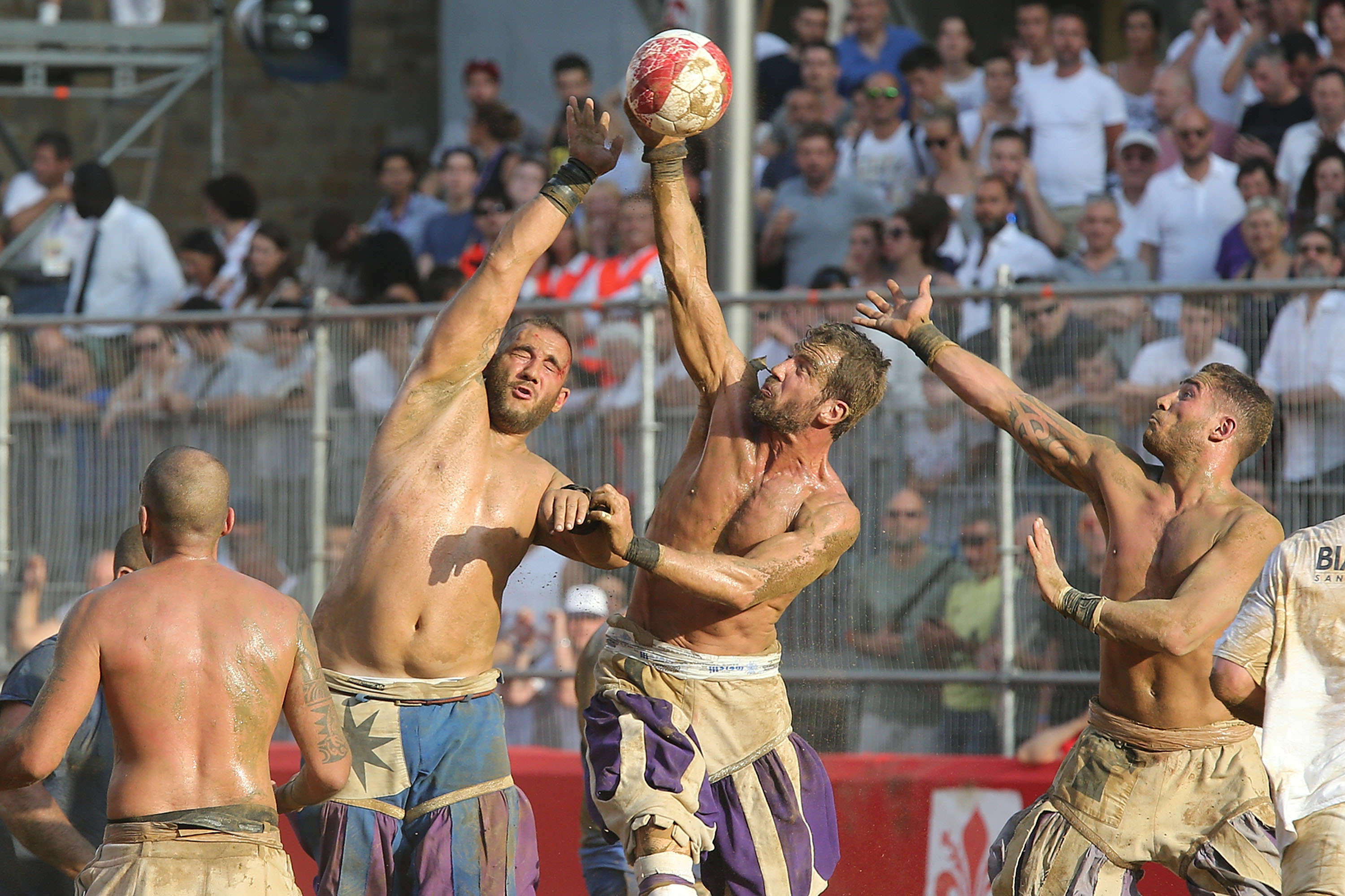 This Version Of Football Could Be The Worlds Most Brutal Sport calcio6