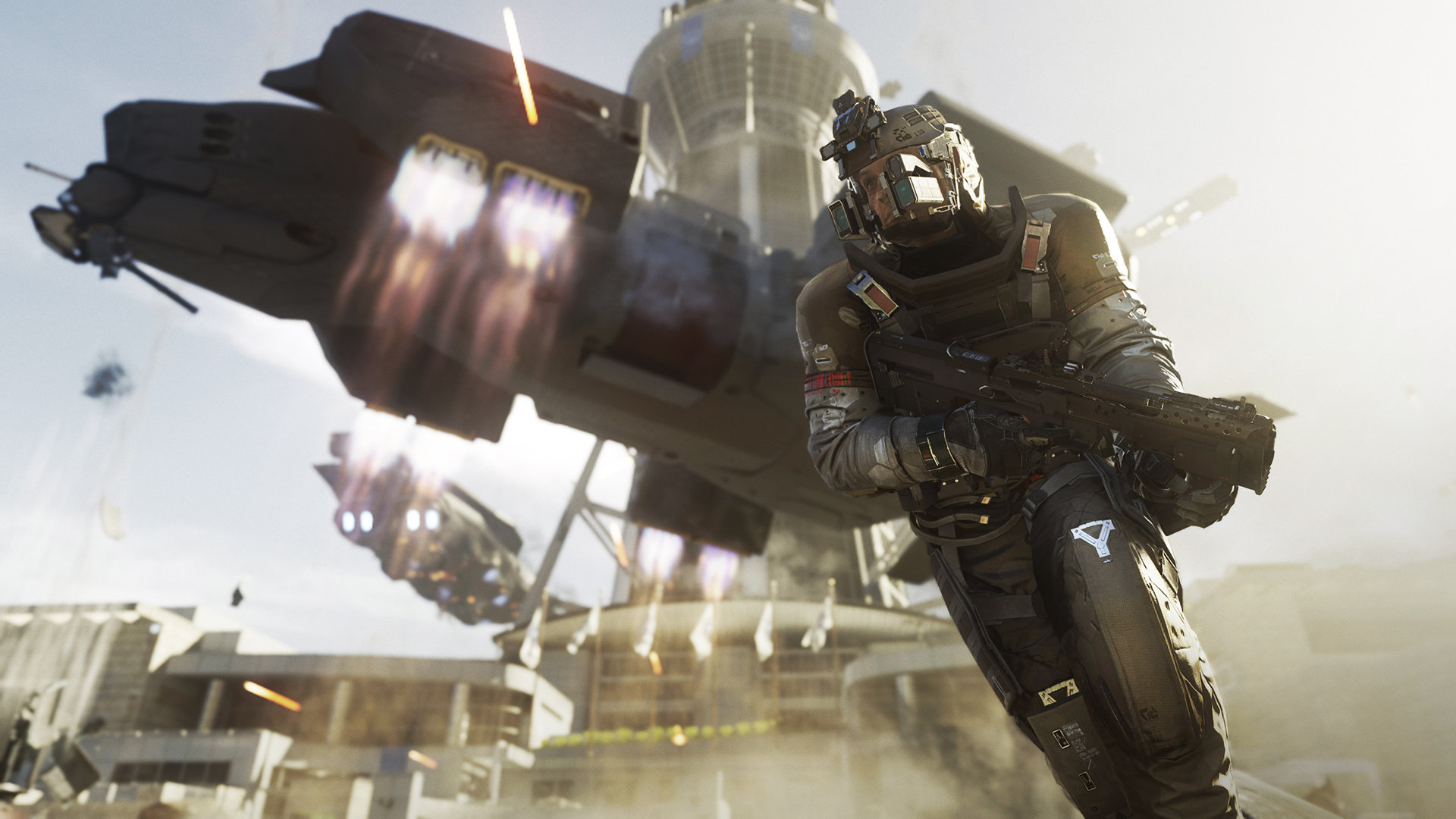 Call Of Duty: Infinite Warfare Devs Want To Start New Sub Series call duty infinite warfare
