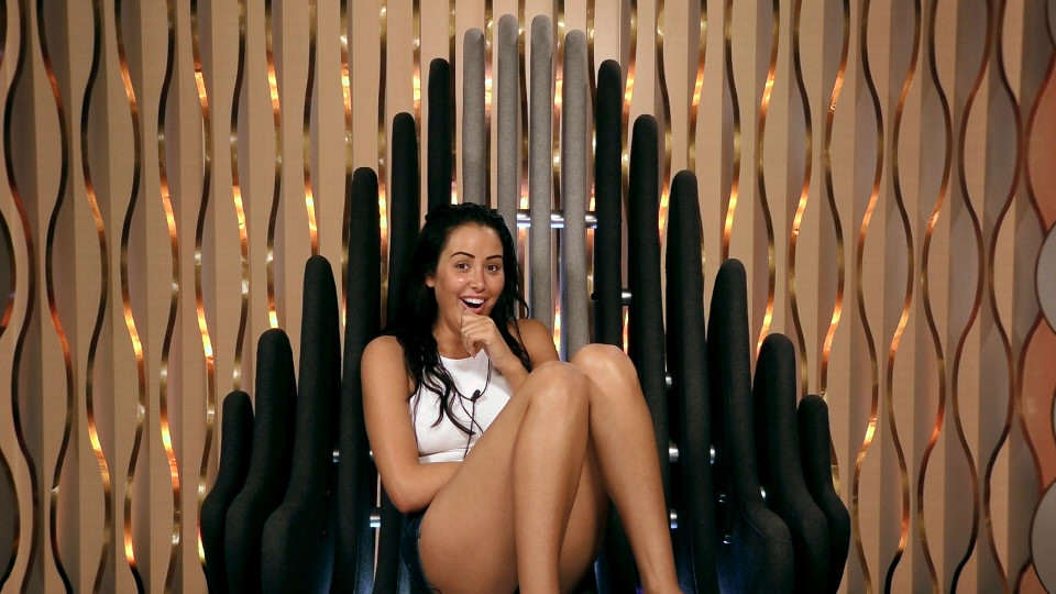 Big Brother To Air The Most Romantic Shower Scene Ever, Apparently cbb marnie