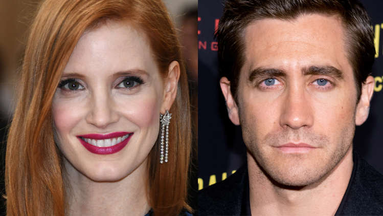 The Division Movie Officially Announced With These Actors chastain gyllenhaal