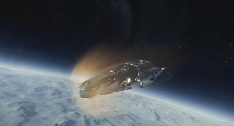 Star Citizen Looks Absolutely Astonishing In New Gameplay Demo citizenfacebook