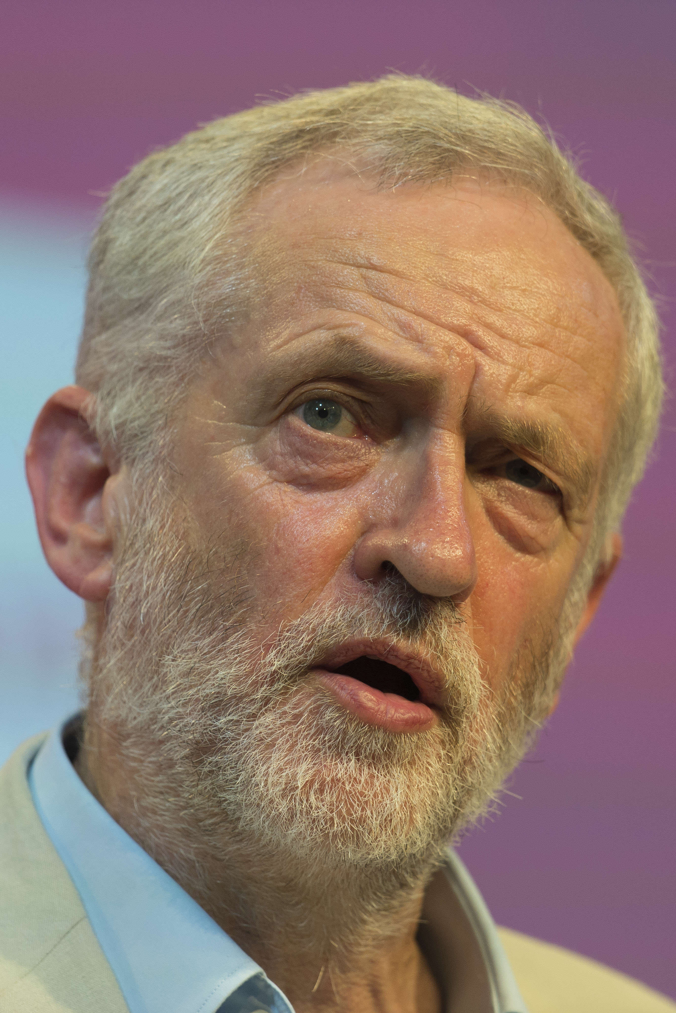 Jeremy Corbyn Has Revealed He Fears His Cat May Be A Tory corbyn1