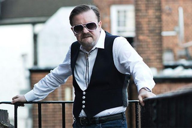 The Boss Is Back In David Brent: Life On The Road davidbrent2 xlarge 640x426