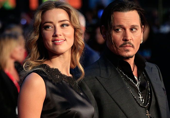 Footage Emerges Of Johnny Depp In Furious Clash With Amber Heard depp1