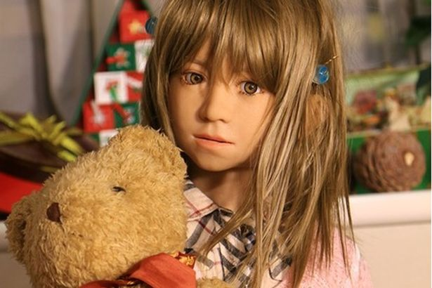 Lifelike Paedophile Sex Dolls Resembling Kids As Young As Five Seized doll1