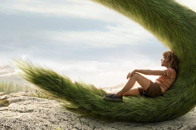 Pete's Dragon: Here Be Magic, Wonders And, Oh Of Course, A Dragon %name