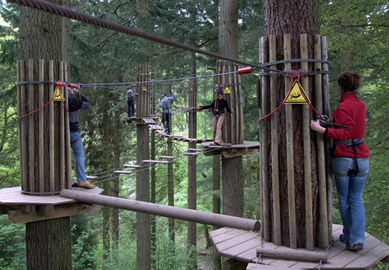 Woman Plunges 40ft To Death After Falling From Zip Line Attraction