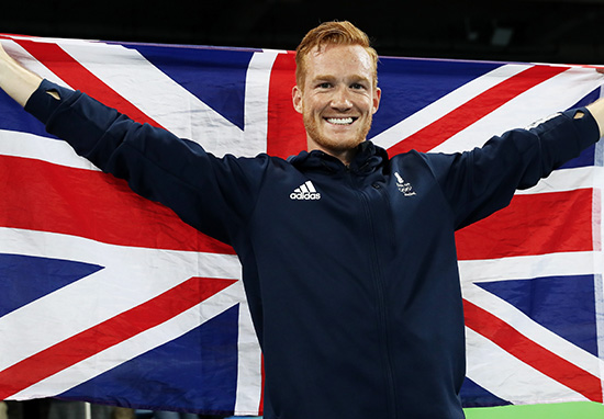 Olympic Hero Greg Rutherford Scammed Out Of £66,000