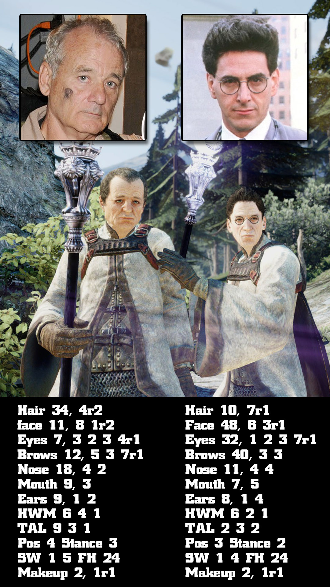 These Dragons Dogma Character Creation Formulas Are Incredible hkGAELp