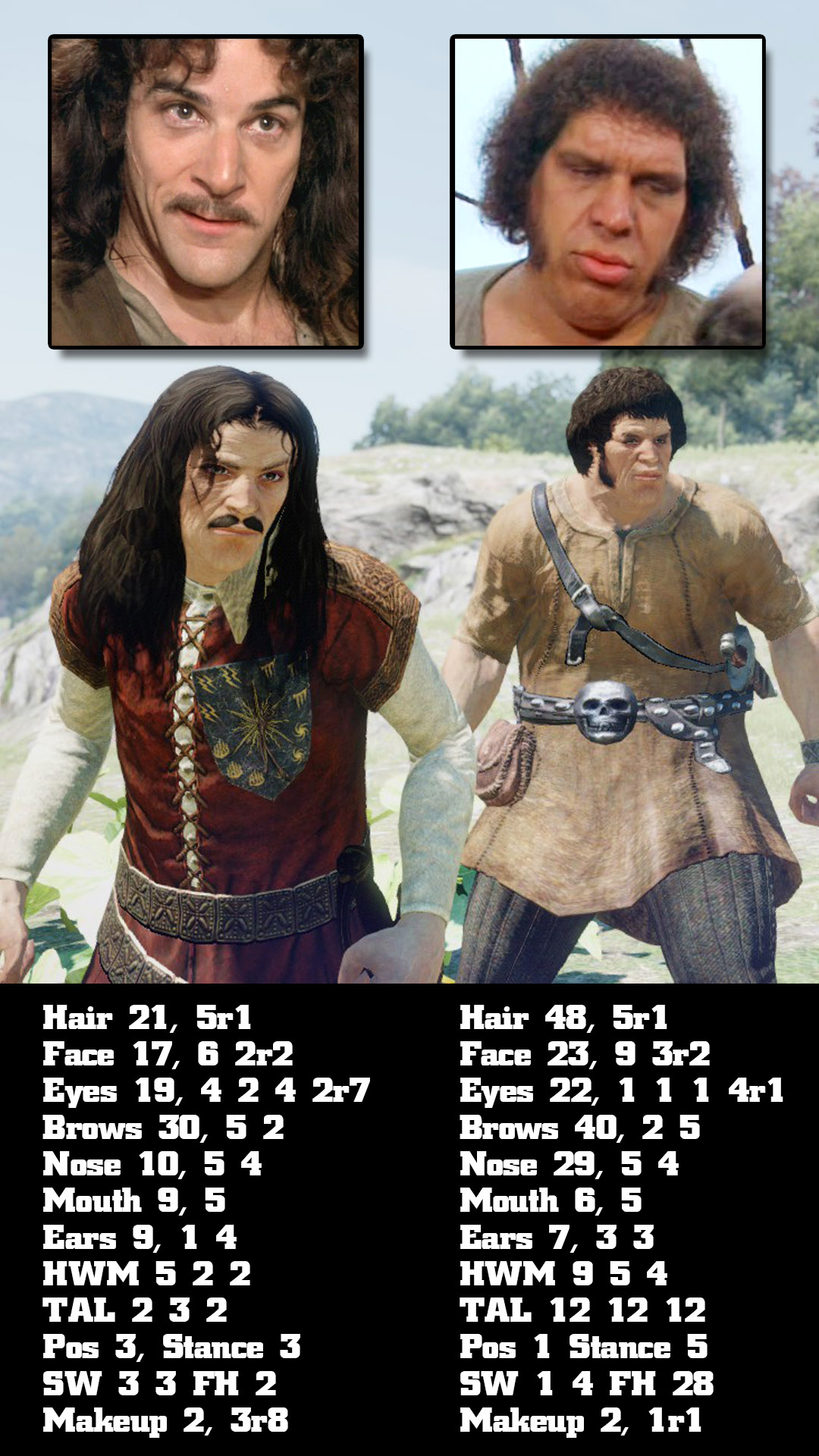These Dragons Dogma Character Creation Formulas Are Incredible iBmQzzR