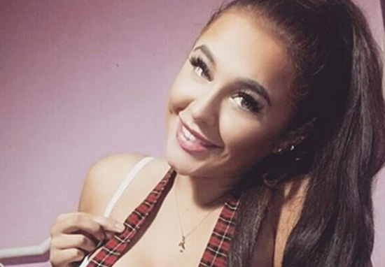Web Cam Girl Reveals How Online Sex Shows Saved Her Life jayme1