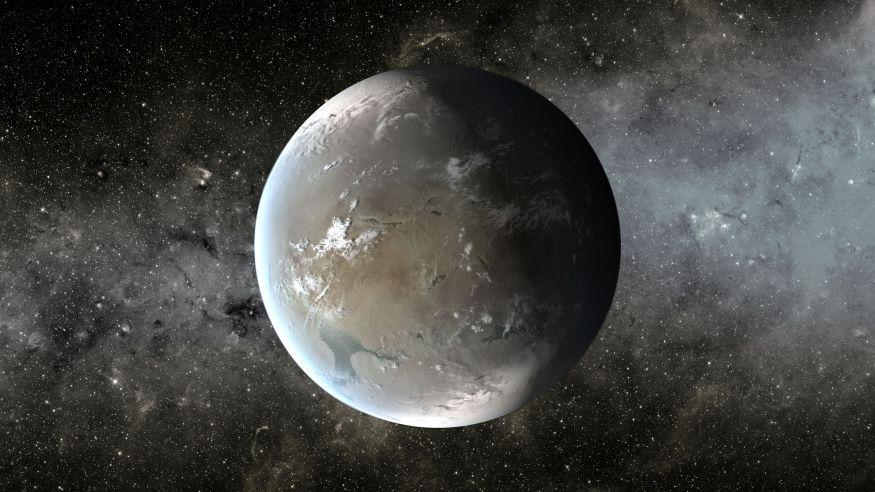 Scientists Discover 'Second Earth' Which Could Support Human Life kepler1