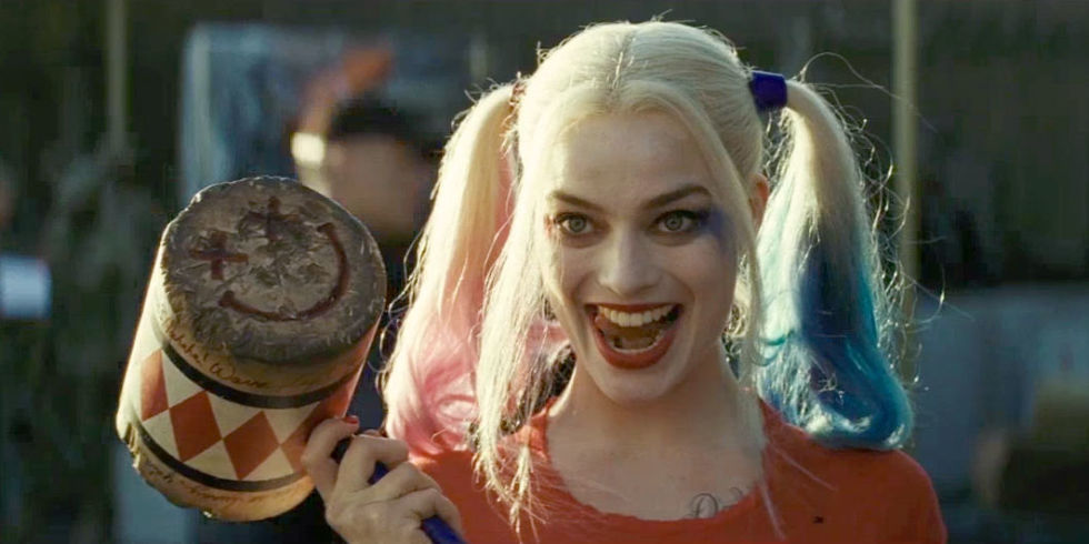 Margot Robbie Celebrates A Year Of Marriage With Luckiest Man Alive landscape 1460366638 suicide squad margot robbie