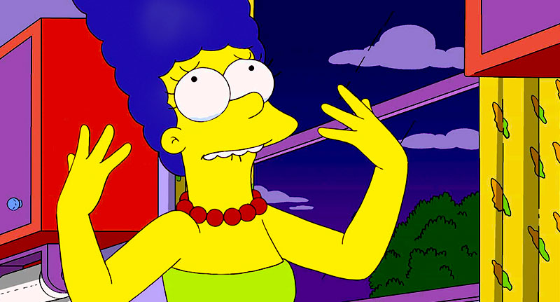 Heartbreaking Marge Simpson Fan Theory Will Bring Tears To Your Eyes margery