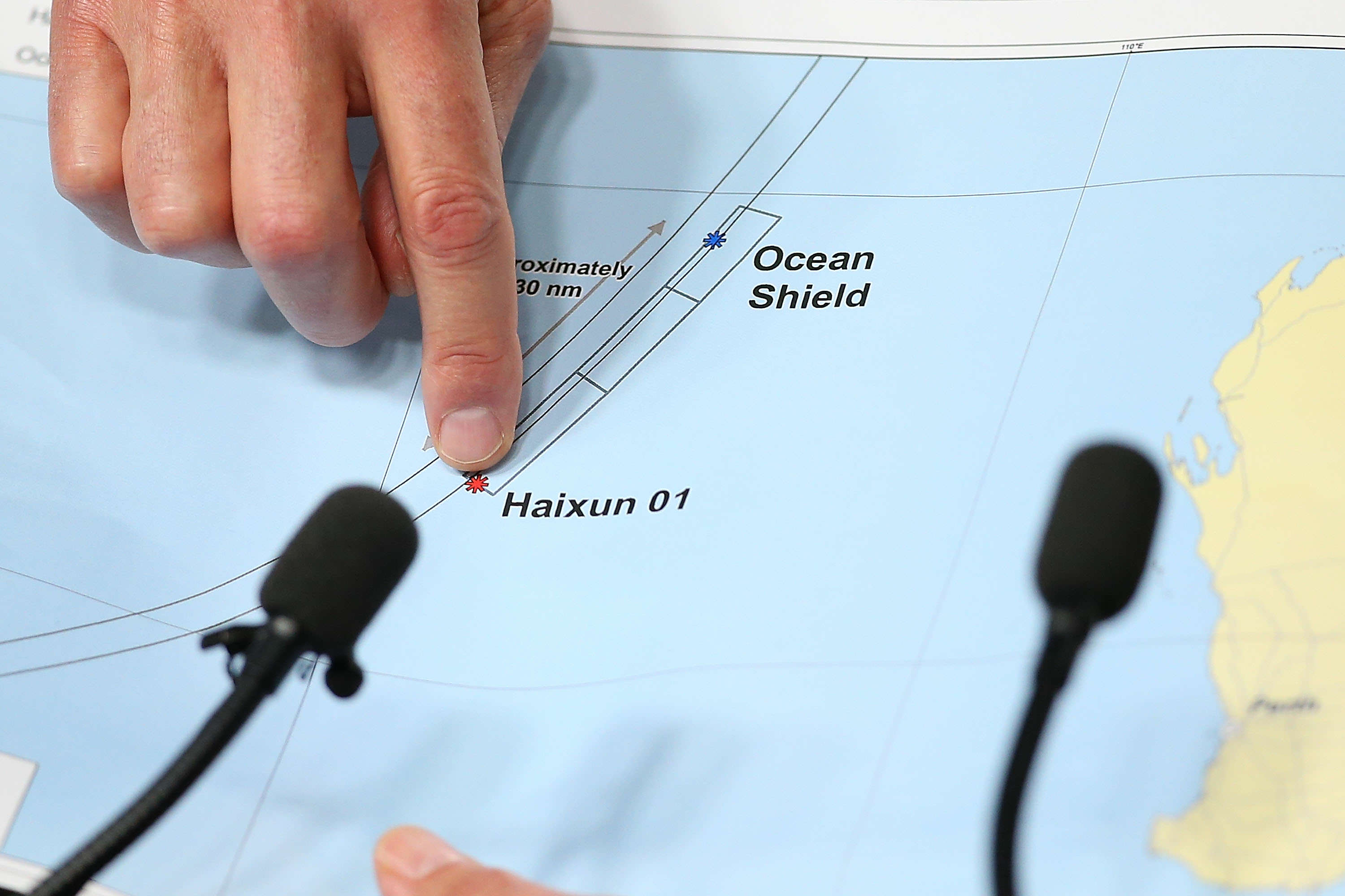 Major Development In Search For MH370 May Lead To Black Box