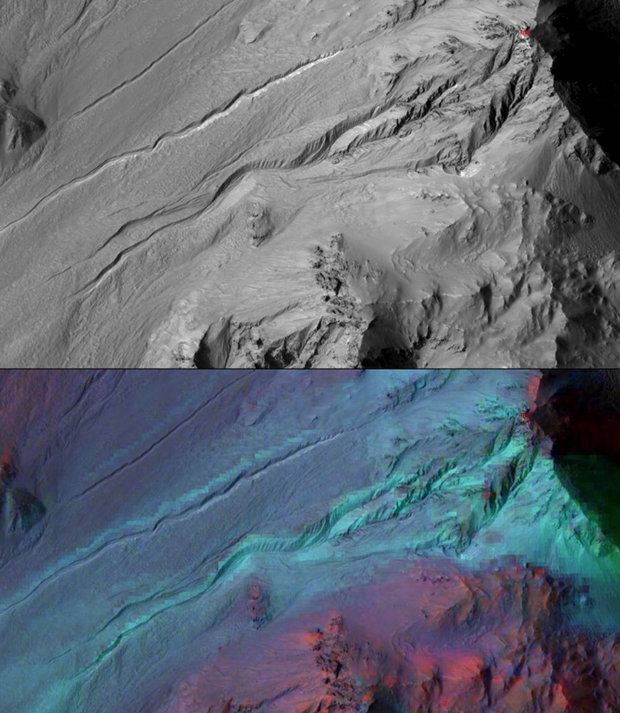New Evidence May Have Confirmed Life On Mars nasa 605193