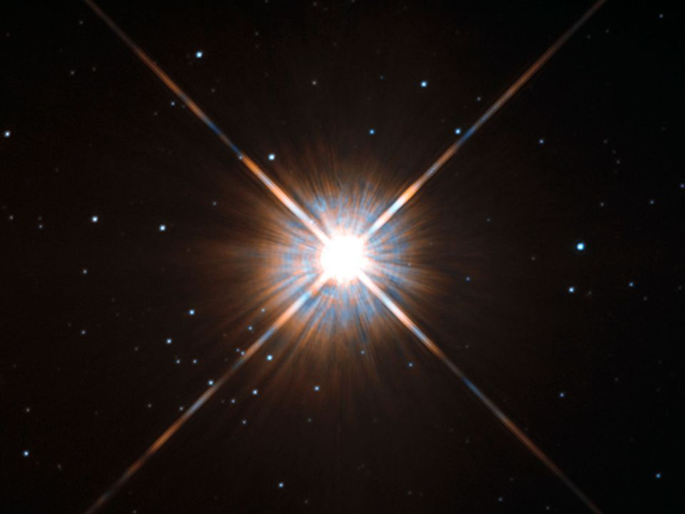 Scientists Discover 'Second Earth' Which Could Support Human Life new shot of proxima centauri our nearest neighbour