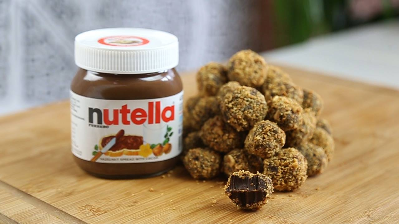 Heres How To Make Nutella Truffles nutella222