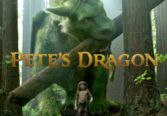 Pete's Dragon: Here Be Magic, Wonders And, Oh Of Course, A Dragon petes dragon featured