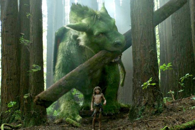 Pete's Dragon: Here Be Magic, Wonders And, Oh Of Course, A Dragon petes dragon movie disney 2016 640x426
