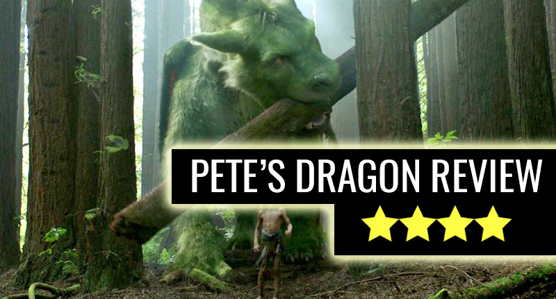 petes dragon thumb review