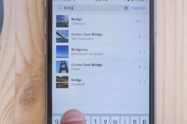 Heres How iOS 10 Is Going To Change Your iPhone photo app 640x426