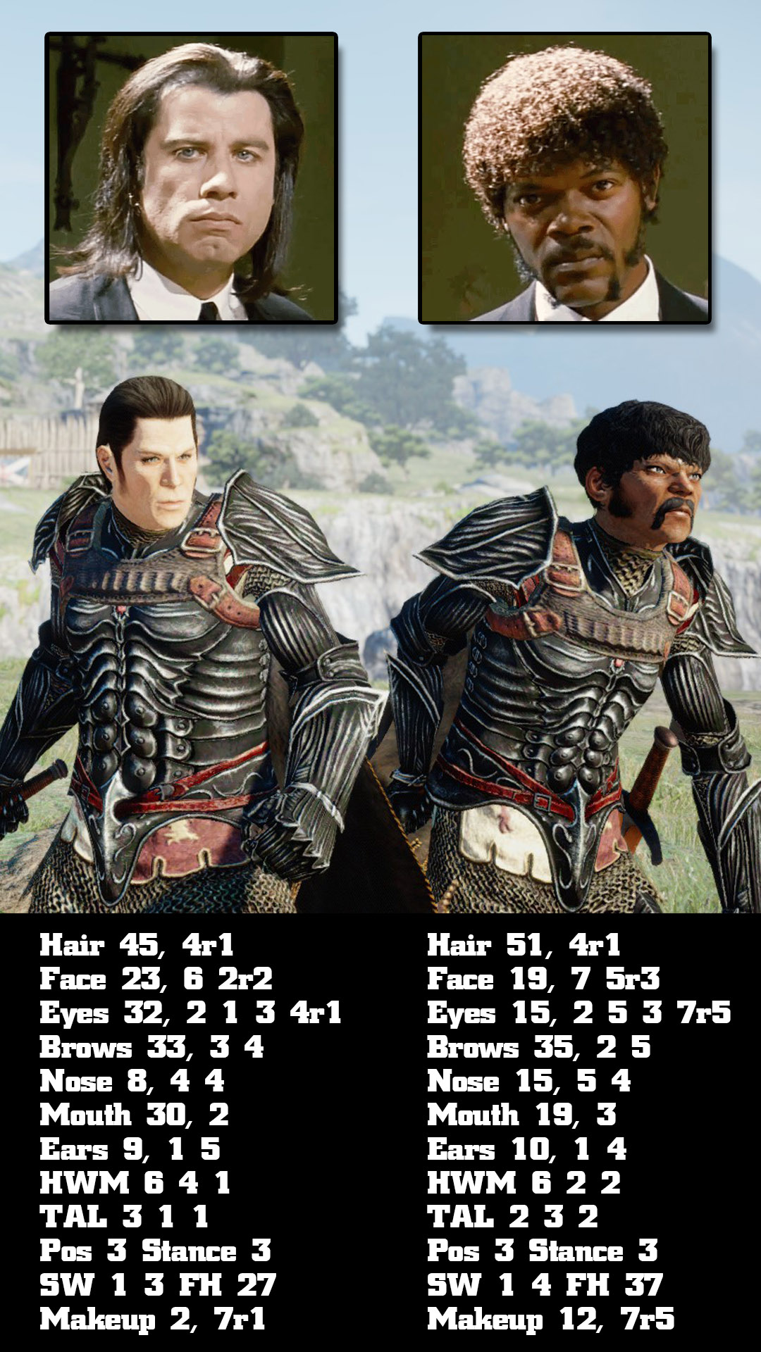 These Dragons Dogma Character Creation Formulas Are Incredible ppp206Z
