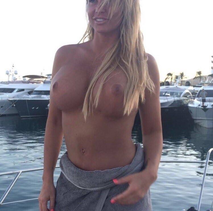 Katie Price Accidentally Frees The Nipple On Instagram After Latest Breast Surgery price1