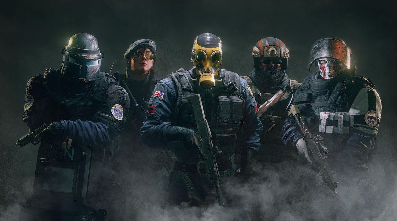 Rainbow Six Siege Now Lets You Report Players With 'Negative Attitude'