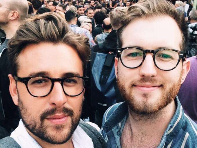 Gay Couple Kicked Out Of Sainsburys For Unbelievable Reason sains11