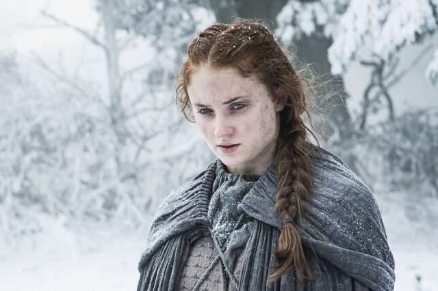 Sansa Sent Game Of Thrones Fans Into Theory Mode With This Photo %name