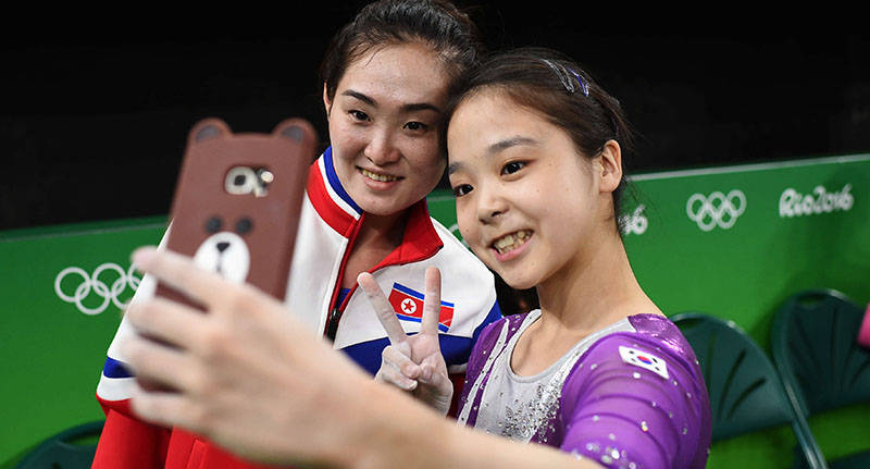 North Korean Olympian Who Disappeared After Selfie Has Been Found
