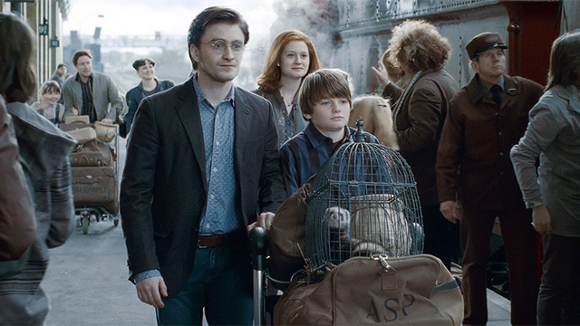 There May Be Three New Harry Potter Films In The Making set harry potter deathly hallows daniel radcliffe albus 640