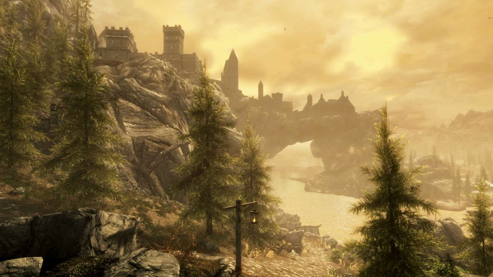 Bethesda Reveal Why Oblivion Isnt Getting Remastered skyrim special edition remaster solitude