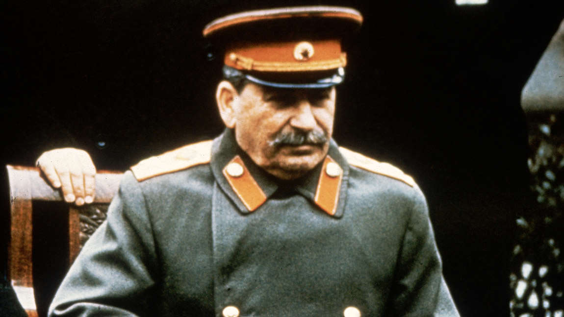 U.S Fears Russia Is Creating An Army Of Superhuman Bionic Soldiers stalin