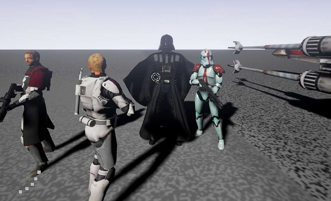 Battlefront 3 Fan Remake Continues, But Theres A New Catch star wars frontline fan made