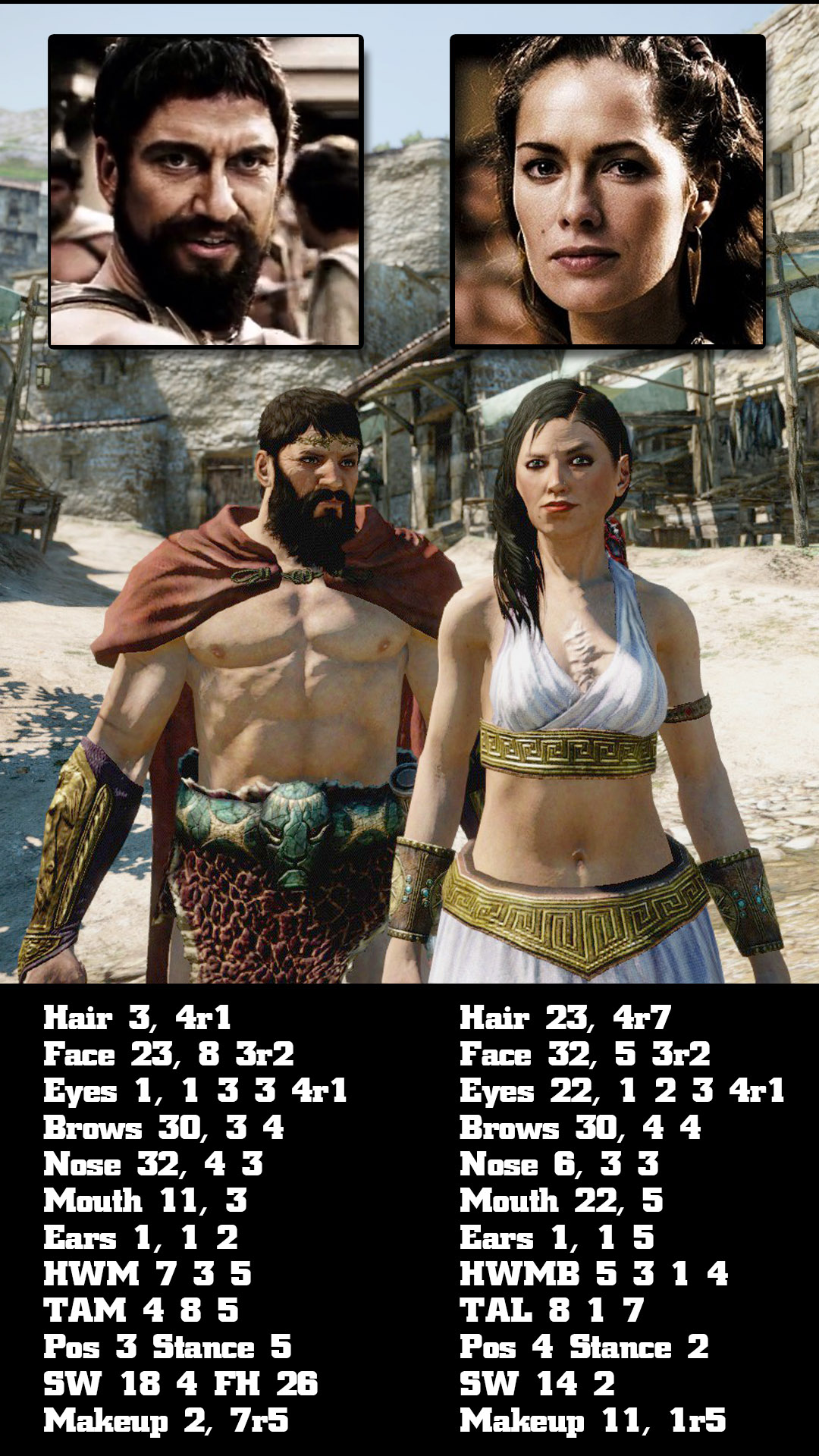 These Dragons Dogma Character Creation Formulas Are Incredible vc4pKXf