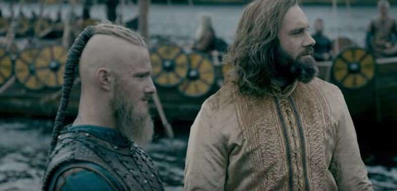 Latest Trailer Proves Vikings May Be Most Exciting Show Of Summer vikings 1