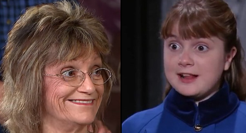 Heres What The Children From Willy Wonka Look Like Now violet 1