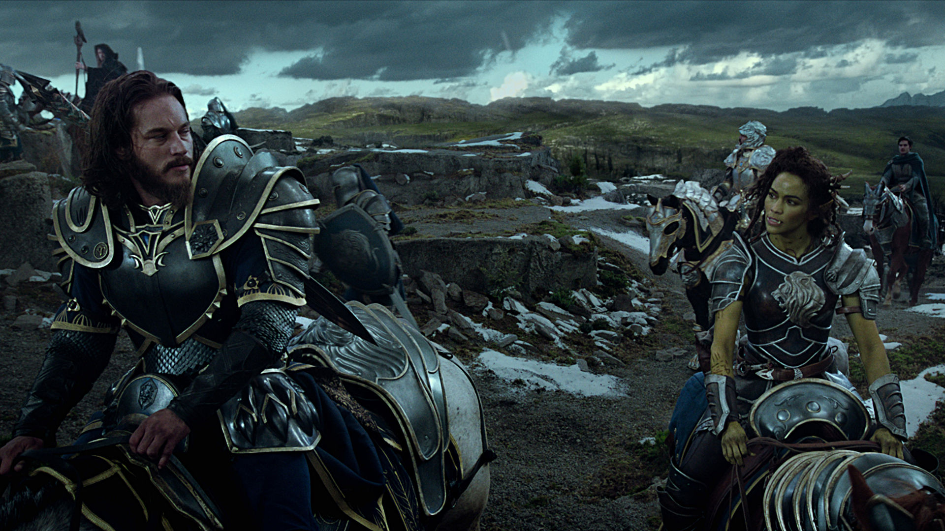 Warcraft Director Has Conflicting Feelings Towards Movie warcraft movie images hi res 1