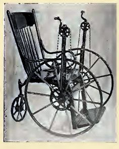 These Are Some Of The Weird, F*cked Up Sex Toys Ancient People Used wheelchair 1