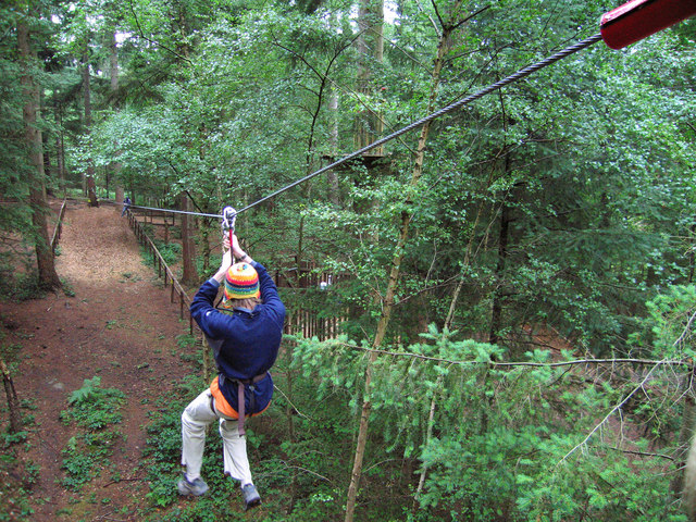 Woman Dies While Completing Bucket List Challenge zip line geograph