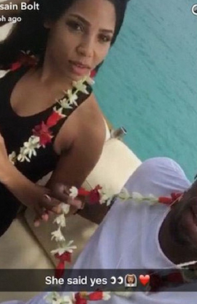 Usain Bolt Breaks Silence On Cheating Rumours In Snapchat Story 1 3