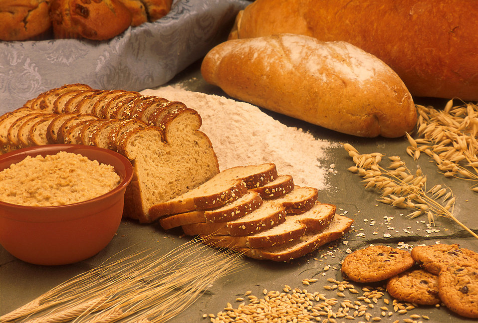 Are Gluten Allergies Actually Bullsh*t? 10104 oats barley and bread pv