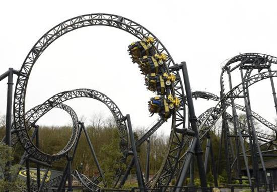 Smiler Rollercoaster Breaks Down Again With Passengers Trapped On Board 14193633 1180957475302341 1614890795 n